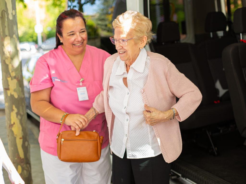 ayuda a domicilio para mayores