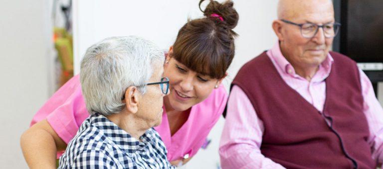 Centro de día para mayores en Hortaleza