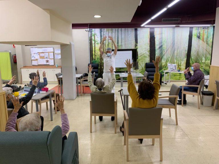 Centro de día para mayores en Las Rozas
